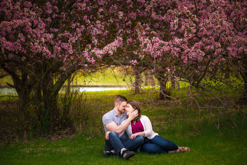 Nebraska in the Spring Engagement